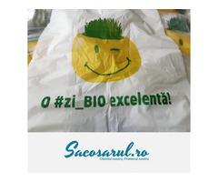 Pungi BIOdegradabile si Sacose din Panza