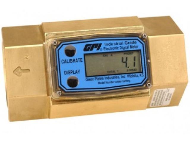 Debitmetru digital cu afisaj electronic Apa GPL MOTORINA