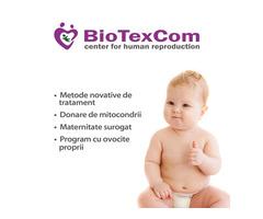 BioTexCom – maternitate surogat și donare de ovocite