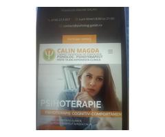 Psiholog - Psihoterapeut Bucuresti, Galati, inclusiv ONLINE