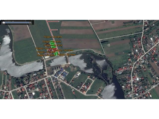 Teren intravilan 5540.74 mp si drum de acces, Corbeanca, Ilfov