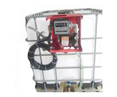 Bazin Rezervor IBC 600-1000 l Cu  Pompa motorina