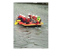 Rafting pe Olt, paintball, activitati team building, pensiune Brasov