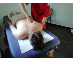 Masaj terapeutic pentru recuperare medicala, sportiv